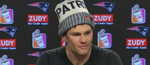 Tom Brady discusses the addition of James Harrison (Image Credit: Patriots.com video)