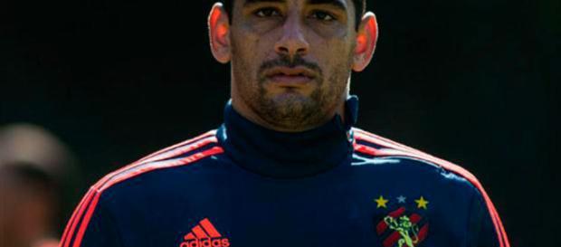 Diego Souza agora é do São Paulo.