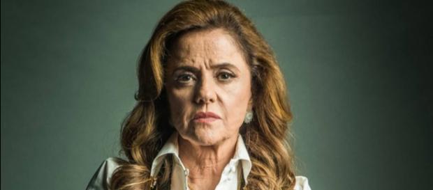 Sophia é interpretada por Marieta Severo. (Foto Reprodução).