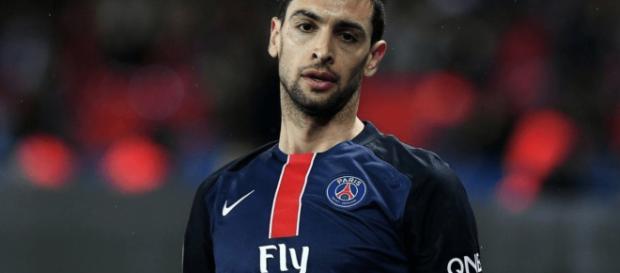 Javier Pastore podría irse al Milan