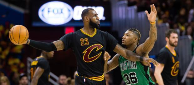LeBron James tiene algunas cosas interesantes que decir sobre los Celtics.