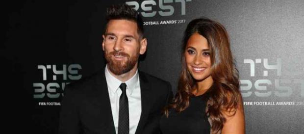 Leo Messi e Antonella se casaram em junho desse ano