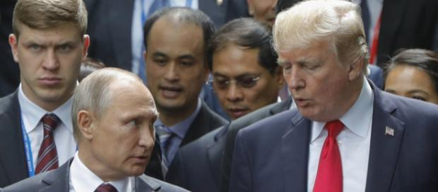 Putin and Trump agree on Syria at brief meeting in Vietnam - AOL News - aol.com