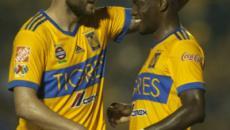 Los Tigres ponen al fútbol mexicano cerca de una final histórica