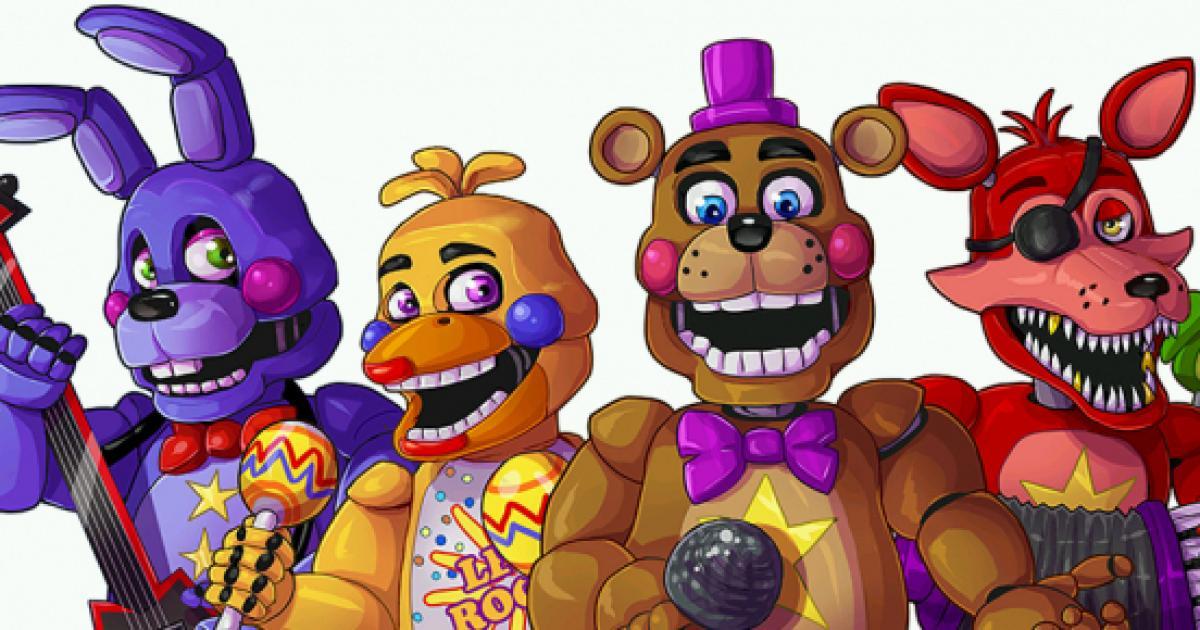 Freddy Fazbears Pizzeria Simulator V3 — BCMA