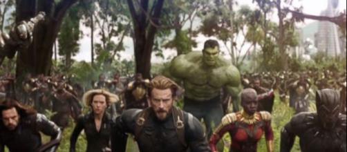 Ya tenemos nuevo avance de la ultima entrega de Avengers: Infinity War