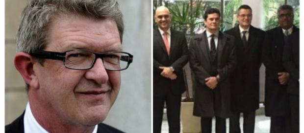 Ex-procurador do Ministério Público da Suíça, Stefan Lenz