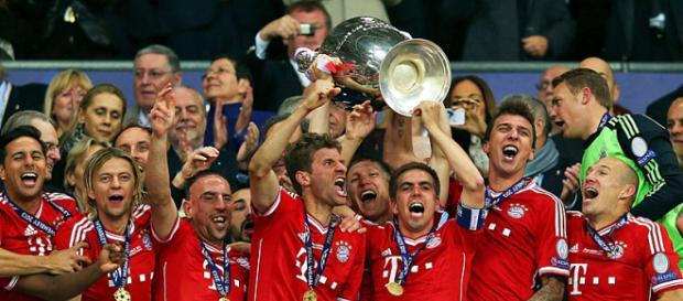 FC Bayern triumphiert in der Champions League :: DFB - Deutscher ... - dfb.de
