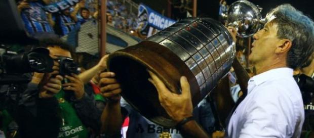 Grêmio campeão da Libertadores de 2017