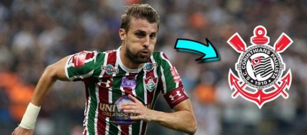 Henrique - Defensor do Fluminense