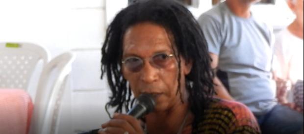 Malakay no evento do Sentrinho, em Macaé (Foto Reprodução).