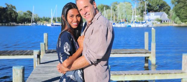 Mark and Nikki from a TLC screenshot