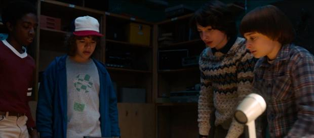 """Netflix gave fans an early Christmas gift of a third season renewal for """"Stranger Things."""" [Image credit: Netflix/YouTube]"""