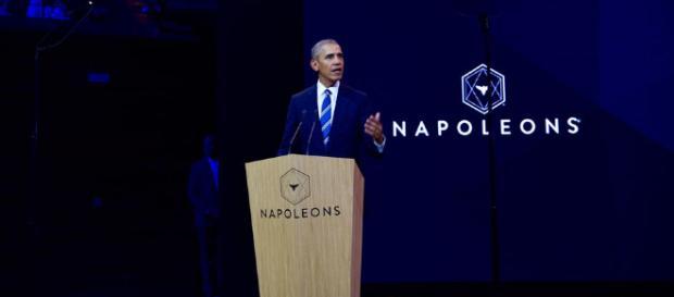 Qui sont Les Napoléons, ce réseau de dirigeants qui ont invité Barack Obama à venir s'exprimer ?