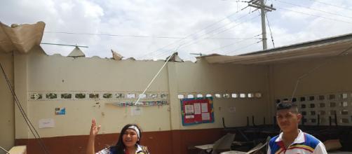 Al comedor del colegio Nuevo Horizonte de Riohacha se le cayeron ... - blogspot.com