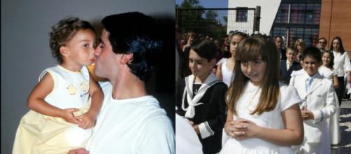Así es Andrea Janeiro, la hija de Belén Esteban y Jesulín, que ya ... - vozpopuli.com