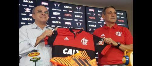 Carpegiani poderá contar com mais um atacante no Flamengo