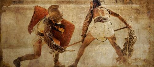 CASTRA IN LUSITANIA: La panoplia del gladiador: el casco - blogspot.com