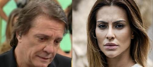 Cleo Pires relembra 'briga feia' com Fábio Jr.: 'É turrão, me magoou muito'
