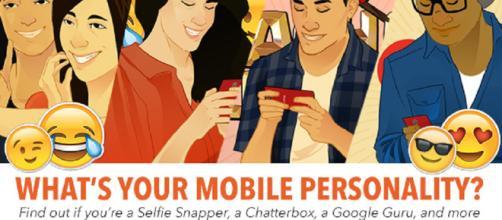 Descubriendo cuál es nuestra personalidad móvil