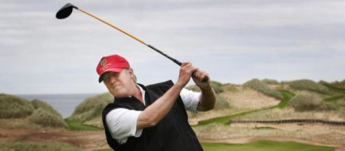 Donald Trump even cheats at golf—for $1 million | GolfTrendster - golftrendster.com