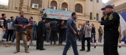 Égypte : Daesh fait 9 morts dans l'attaque d'une église