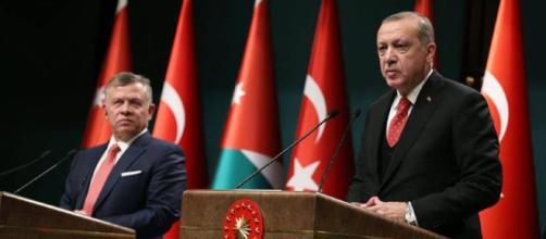 Erdogan: Trump lanza Oriente Medio al fuego al reconocer la ... - ikuna.com