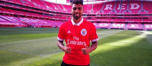 Jogador foi emprestado ao Benfica, mas também não vingou