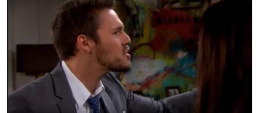 Liam wil feel betrayed when he finds out Steffy slept with Bill. (Image via Steffy Spencer/YouTube)