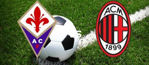 LIVE Fiorentina-Milan: info diretta tv - formazioni -streaming