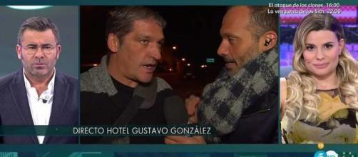 María Lapiedra deja a su marido por Gustavo González, que huye en ... - elespanol.com