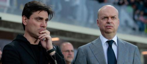 Milan, Fassone: 'Fiducia a Montella. Uefa, ecco lo scenario ... - ilbianconero.com