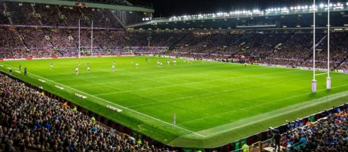 Which two sides will be in the running to play on this hallowed turf come October? Image Source - rugby-league.com