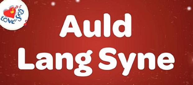 """""""Auld Lang Syne"""" is sung on New Year's Eve as the old year is left behind [Image: commons.wikimedia.org]"""