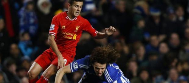 David Luiz - Coutinho Liverpool