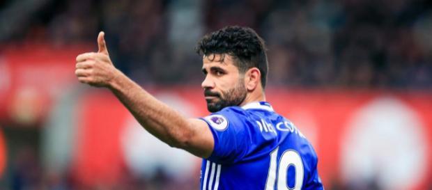 Diego Costa n'a pas rejoint l'OM !