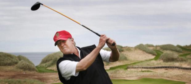 Donald Trump even cheats at golf—for $1 million   GolfTrendster - golftrendster.com