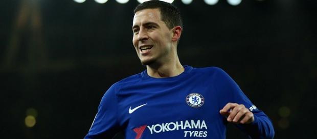 Hazard puede aterrizar en el Bernabéu en unos meses.