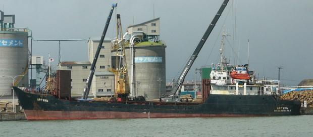Russia oil tankers are accused of supplying North Korea. - [Image via Brosen / Wikimedia Commons]