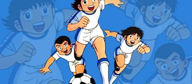 """Súper Campeones"""" la serie animada de los 80's vuelve con Messi y ... - radiopop.cl"""