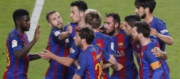 Umtiti pretendido por el Real Madrid