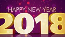 Auguri di buon anno 2018:frasi,immagini WhatApp,gif,video,status