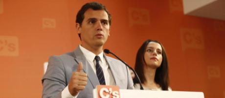 Elecciones 27S: Ciudadanos saca pecho y usa el 27-S catalán como ... - elconfidencial.com