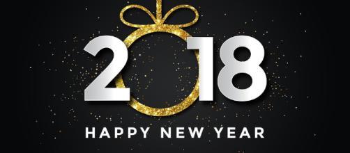 Auguri buon 2018 e felice anno nuovo