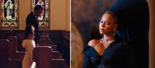 Beyoncé y Blue Ivy llevan a Jay-Z al confesionario en un nuevo ... - hola.com