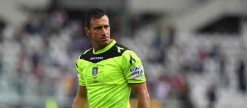Daniele Doveri, 40 anni, arbitro della sezione di Roma