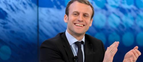 Le Président Macron à l'abordage de Davos