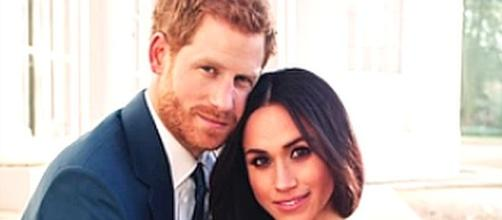 Psychic predicts Prince Harry and Meghan Markle's marriage won't last. - [Image: AU Showbiz/YouTube screenshot]
