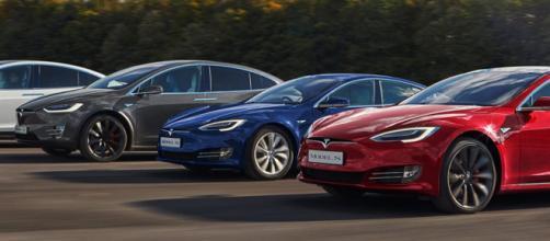 Tesla Model S e Model X crescono nelle vendite