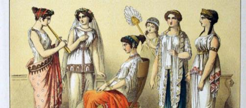 Valorização das mulheres na Grécia Antiga